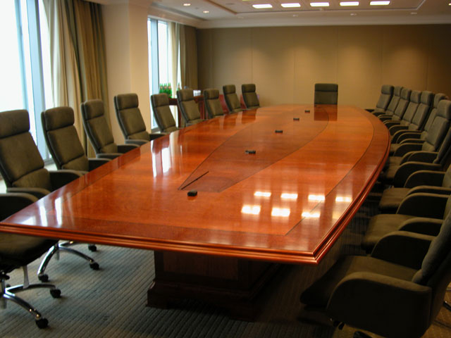 Corporate Furniture Boardroom Tables Made From The Finest