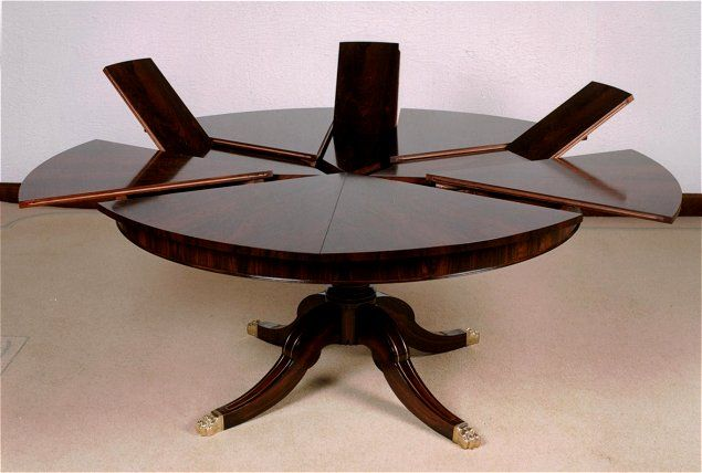 Radial Dining Table   T.80 ...