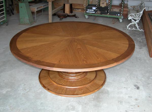 ... Inlaid Table · Circular Leaf ...